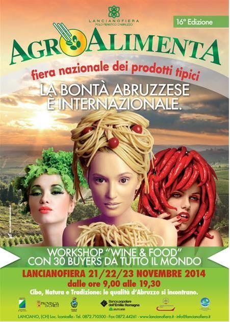 LANCIANO - AGROALIMENTA 2014