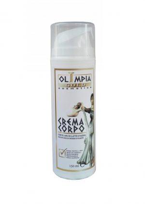 Olimpia Cosmetics cosmetici al latte d'asina