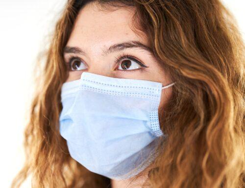 Mascherina e salute della pelle